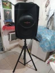Vendo caixa de som FRAHM 800w de potência