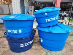 Caixa d'água Tigre e Fort lev