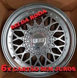 Jogo de Rodas ARO15 - BBS - Zunk