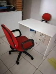 Vendo ou troco mesa escritório