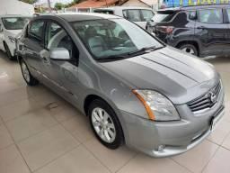 Leia o anúncio - Ent. + 48x 630,00 - Nissan Sentra S Automatico CVT - Só 75.000km