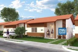 85 M.a.r.g.a.r.e.t.h - Condomínio de casas 2 quartos, 50 m²