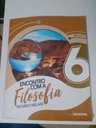 Encontro com a Filosofia 6,  2° Edição, Editora Moderna
