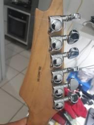Só esra semana, Guitarra CG250 super strato com ferragens Grove