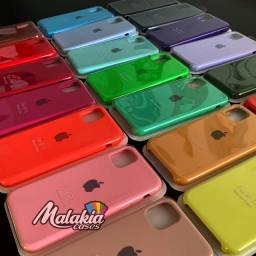 Capinha iPhone 11 Aveludada top