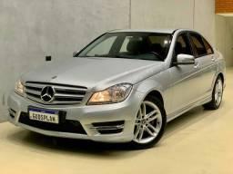 Mercedes-Benz C 180 1.6 Cgi Sport 16V Turbo Gasolina 4P Automático - 2013/2013
