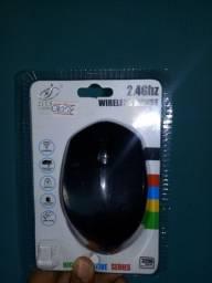 Mouse Wireless Sem Fio