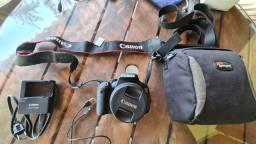 Camera T3i + Bolsa