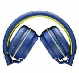 Fone Bluetooth Pulse PH218 - novo, 3 anos de garantia
