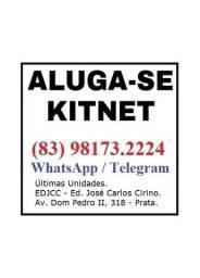 Aluga-se Kitnets ao lado do Terminal de Integração!