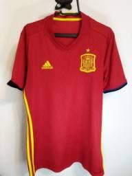 Camisa Espanha 2016