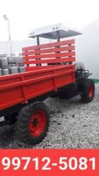 Trator transportador agricola Agrale Cargo