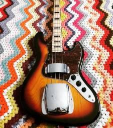 Baixo Jazz Bass vintage SX.