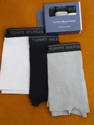 Título do anúncio: Kit Cuecas boxer da tommy com 3 unidades.