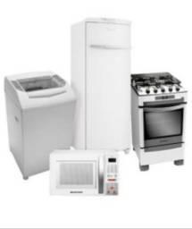 Assistência geladeira lavadora máquina de lavar fogão central de ar