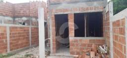 Casa com 3 dormitórios à venda, 107 m² por R$ 420.000,00 - Barroco (Itaipuaçu) - Maricá/RJ