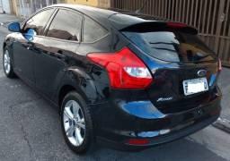 Ford Focus 1.6s automático 2015 multimídia +couro