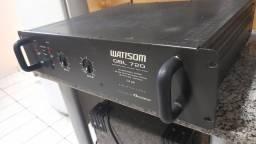 Amplificador wattsom dbl 720