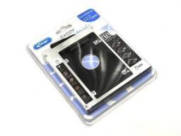 Título do anúncio: Caddy para Segundo HD ou SSD para Notebook 12 ou 9mm - Imperium Informatica
