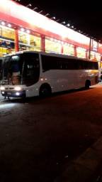 Ônibus busscar Mercedes 457 eletrônico