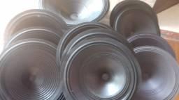 Cones novos para conserto de alto falante 13 unid