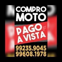 COMPRO MOTO PAGO A VISTA CUBRO OFERTA!!!