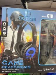 Fone gamer headphone modelo :G10
