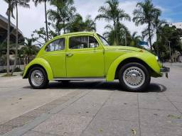 GOLD GARAGE VENDE - FUSCA 1973
