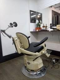 Cadeira elétrica de barbeiro/dentista/otorrino