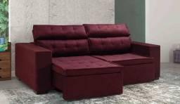 Título do anúncio:  Sofa Istambul 2,50. No Dinheiro: $ 1.999,00