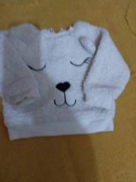 Pijama de inverno infantil