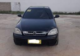 GM Corsa Hatch Premium 1.4  Flex 2008 Preto