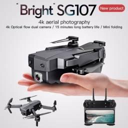 Drone Sg107 1080P 2cameras +case 15min Wifi Fpv