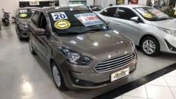 Ford Ka Sedan SE Plus 1.5 12V Flex 4p Automático - Baixa Km - Ipva 21 Total Pago !