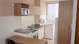 Apartamento com 1 dormitório para alugar, 27 m² por R$ 1.200,00/mês - Zona 07 - Maringá/PR