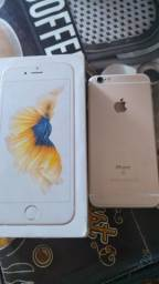 iPhone 6s tudo ok novo