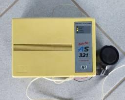 Central de alarme sem fio JFL 321 + Um sensor de presença