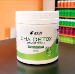 Chá Detox, elimine até 3kg por semana.