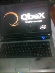 notebook Qbex, 4gb, 500 GB hd