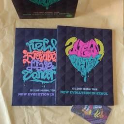Título do anúncio: 2ne1 Global Tour 2012 New Evolution in Seoul 2 DVDs