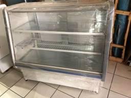 Balcão refrigerado 1.25mts