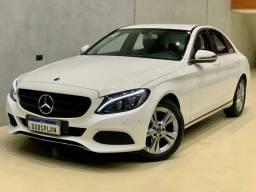 Mercedes-Benz C 180 1.6 Cgi Flex Avantgarde 9G-Tronic - 2017/2018