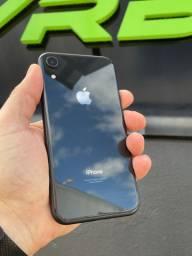 iPhone XR 128gb preto 100% bateria