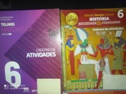 Vendo de vários livros cada um por 60 reais