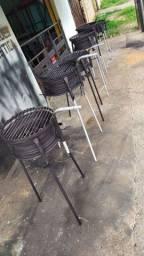 Churrasqueira roda de carro 13 e 14 desmontável (WhatsApp *)