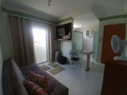 Apartamento 1 suites, sala e cozinha, Jardim America, 339 mts