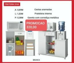 BALCÃO FRUTEIRA BEBEDOURO