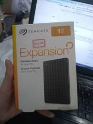Hd externo Seagate(1 tbto)