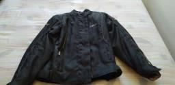 Jaqueta de motoqueira