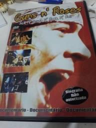 Dvd Guns n' Roses